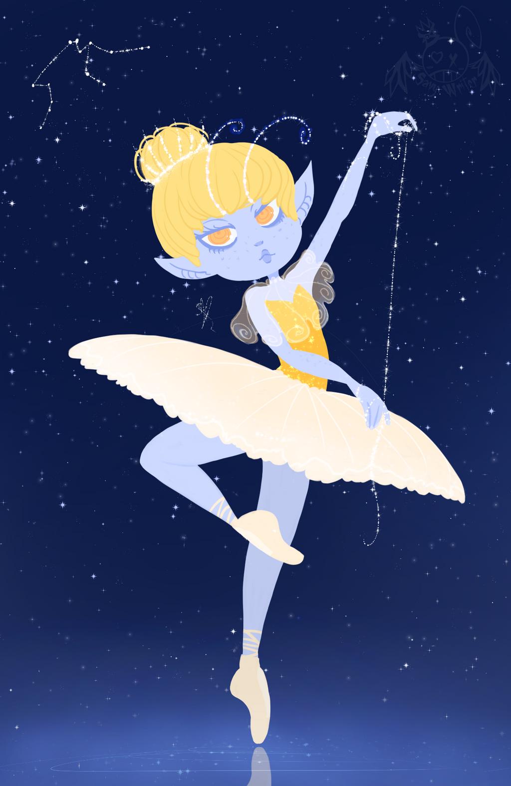 Constellation Weaver by OpalesquePrincess
