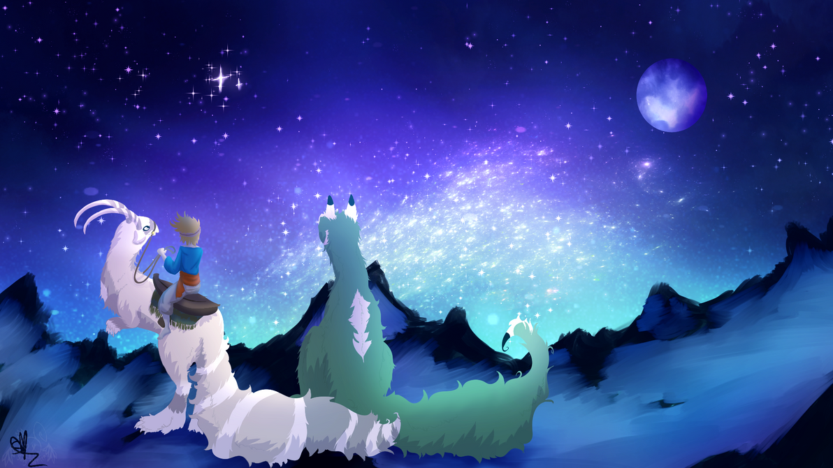 .:: Galaxy Hills ::. by OpalesquePrincess