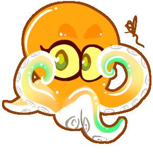 [S.S.] PB Octo Sticker by OpalesquePrincess