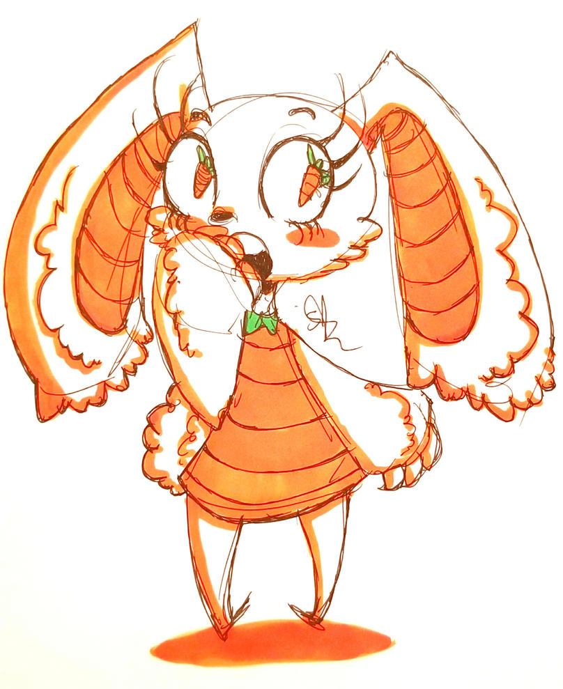 .:: Carrot ::. by OpalesquePrincess