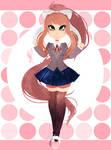 .:: Monika ::. +Speedpaint