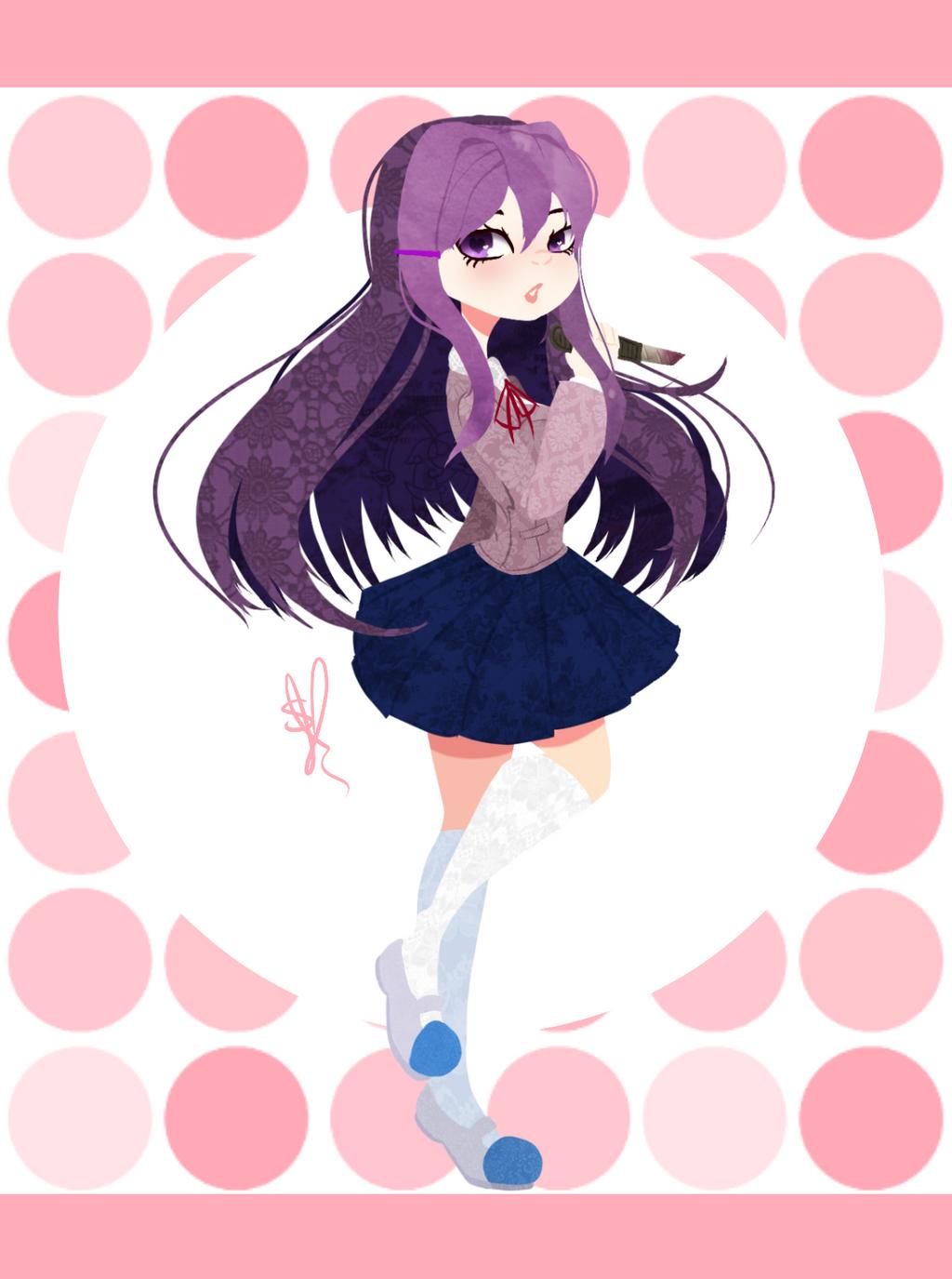 .:: Yuri ::. +Speedpaint by OpalesquePrincess
