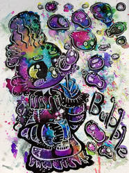 .: Bubble :. by OpalesquePrincess