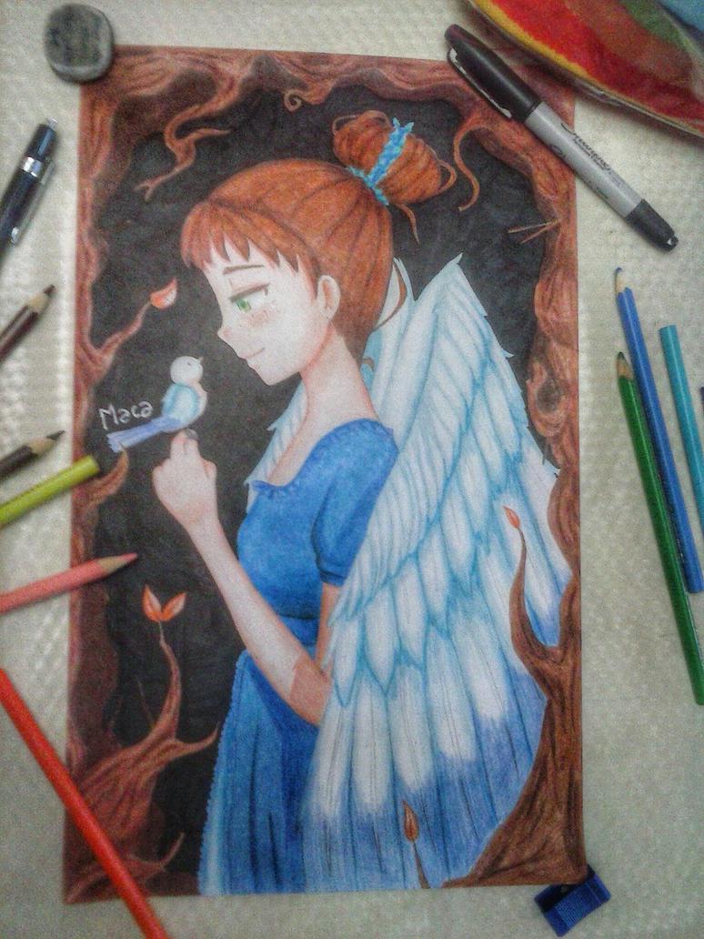 Beatrice Over The Garden Wall By Luciddreamer2 On Deviantart