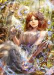 srongkran angel-