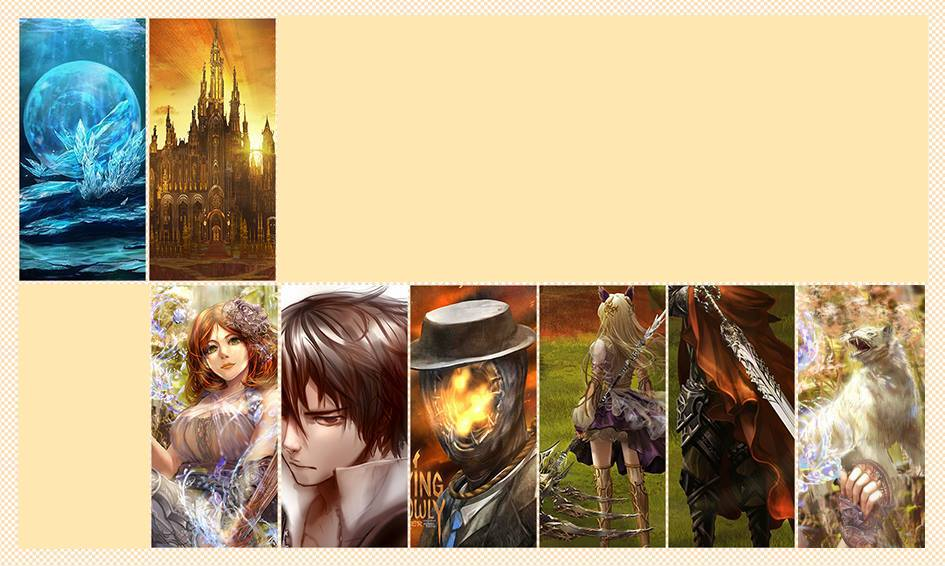 some of my  works by Komai69i