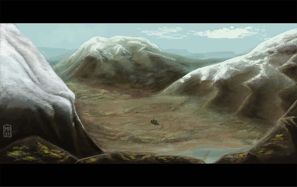 Kiengir, Valley of Vaghum year 1115 EG - Variation by vonPipkin