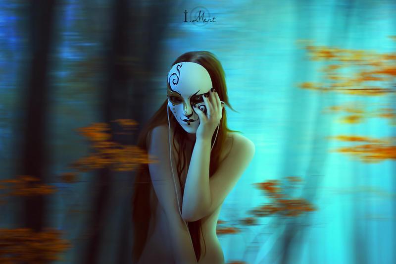 Under the mask by IMertTmyksl