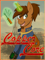 CopperCore 2019 badge