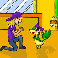 Snivy's musical