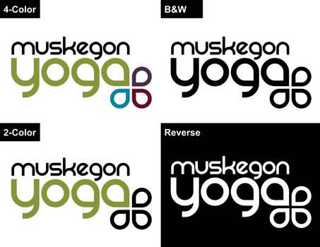 Muskegon Yoga Logo