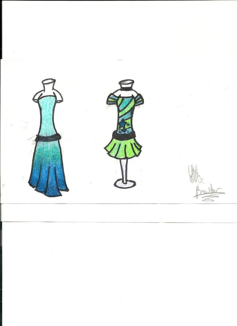 A Few Fashion Design Ideas By Pukapop1 On Deviantart