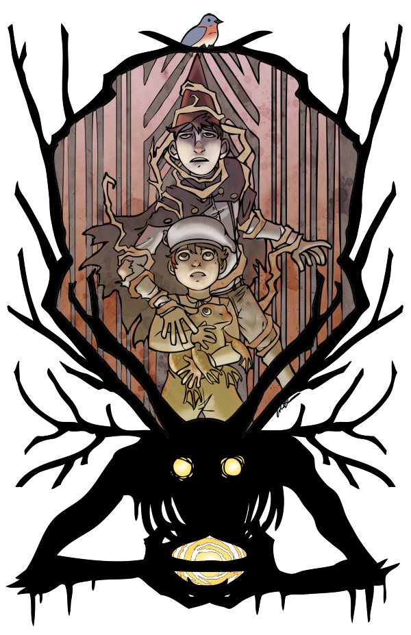 Over the Garden Wall by Cat-Bat