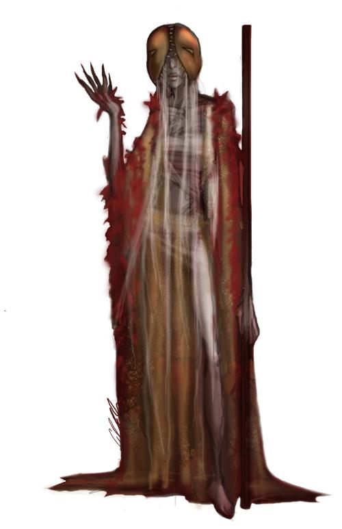 Masked Maiden by Cat-Bat