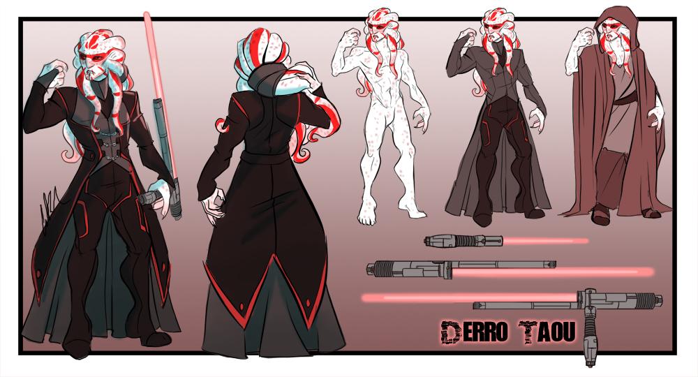 Derro Taou Character Sheet by Cat-Bat