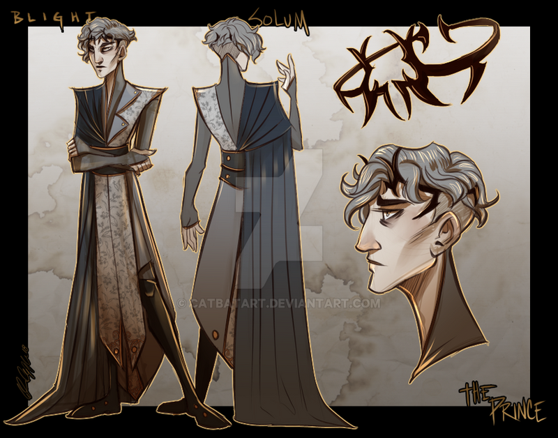Blight: Prince by Cat-Bat