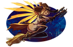 Patreon Reward: Witch Mercy For Ash
