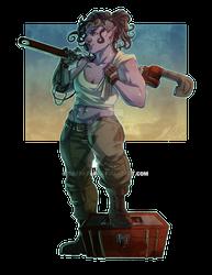 Patreon Reward: Orc for Narrev