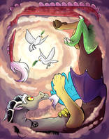 BronyCAN artbook - Day of Peace by Kallarmo