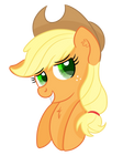 Aj headshot by RainbowTashie