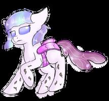 Digital sketch commision for pone-dancer by RainbowTashie
