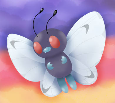 Butterfree Lineless