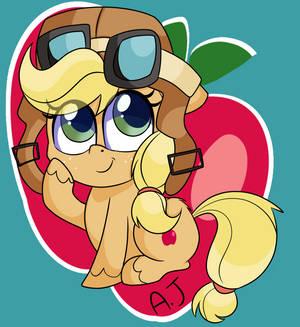 Applejack's new hat