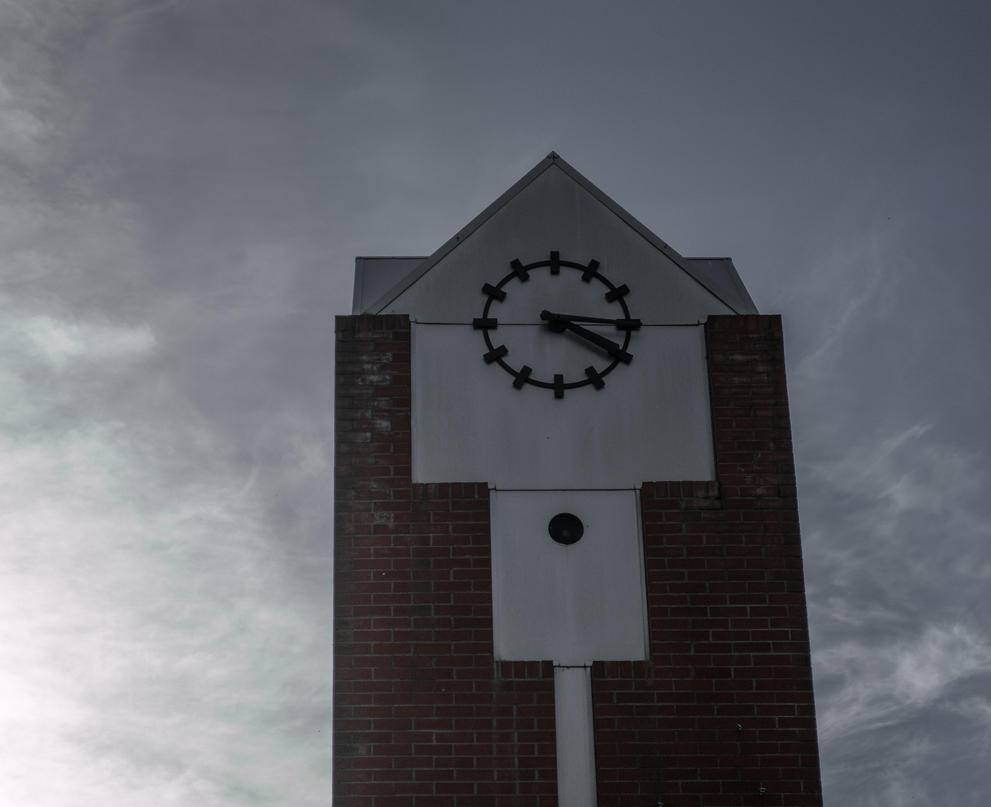 City Hall clock by TimeAngel-113224400