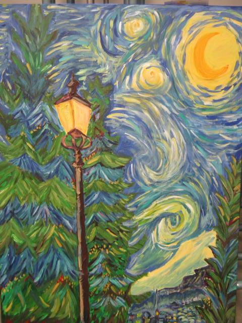 Pallette on Starry Night by TimeAngel-113224400