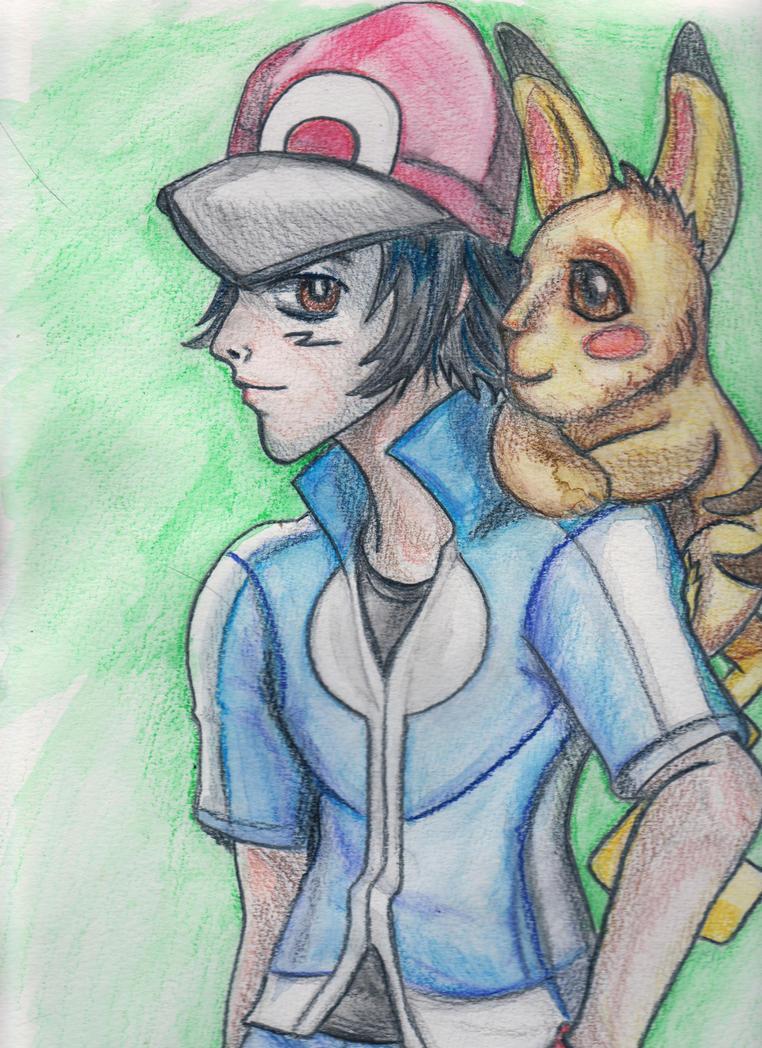 Pokemon XYZ by TimeAngel-113224400