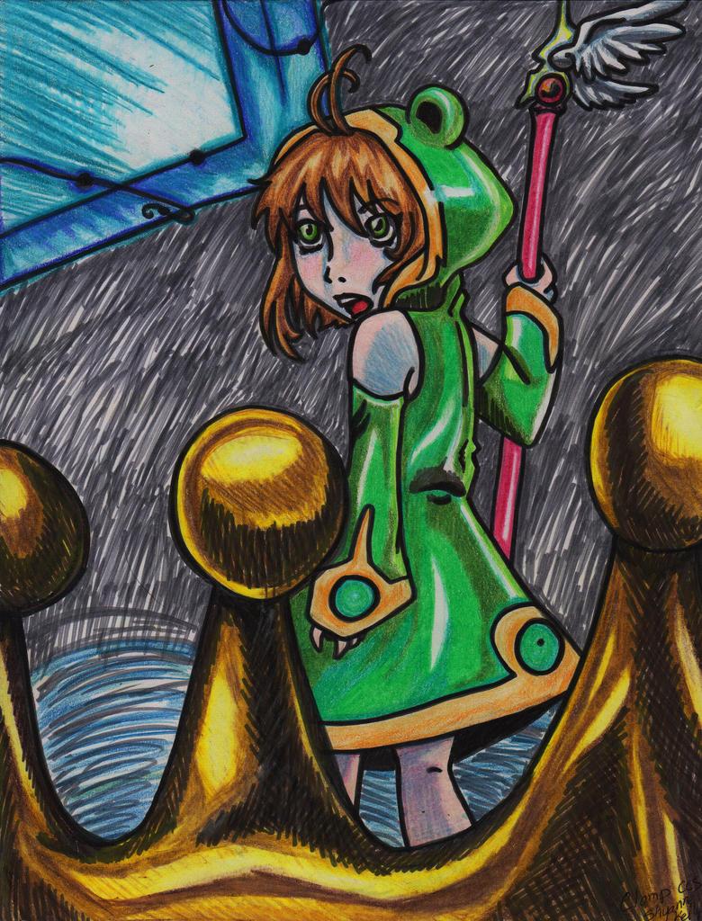 Cardcaptor Sakura clear card arc by TimeAngel-113224400