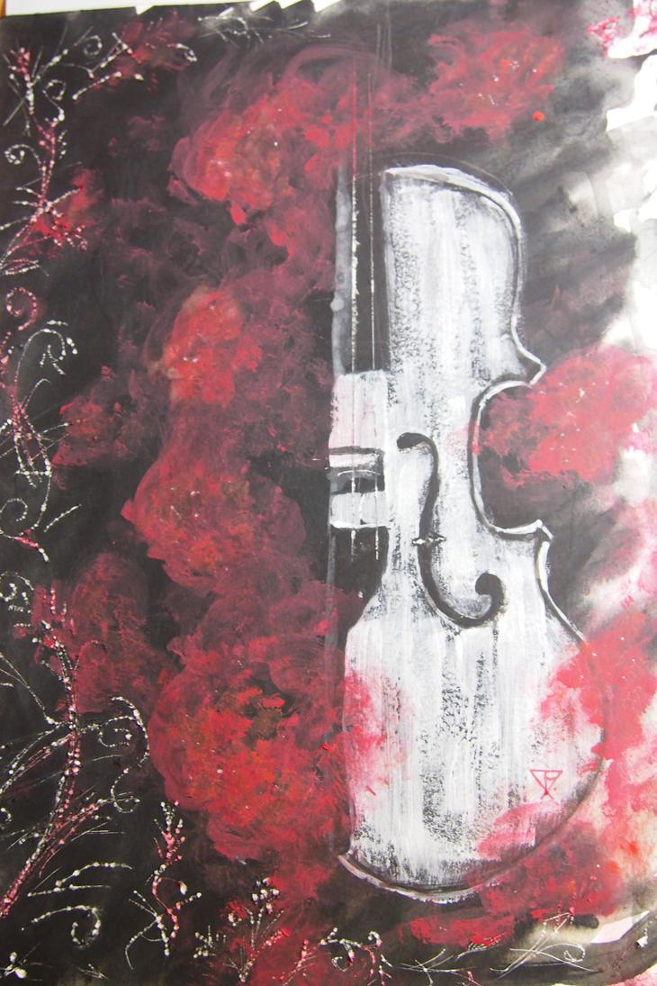 violine by thedrumergirl