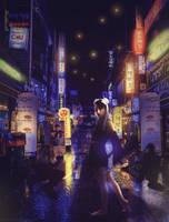 Japanstreet by ziv97