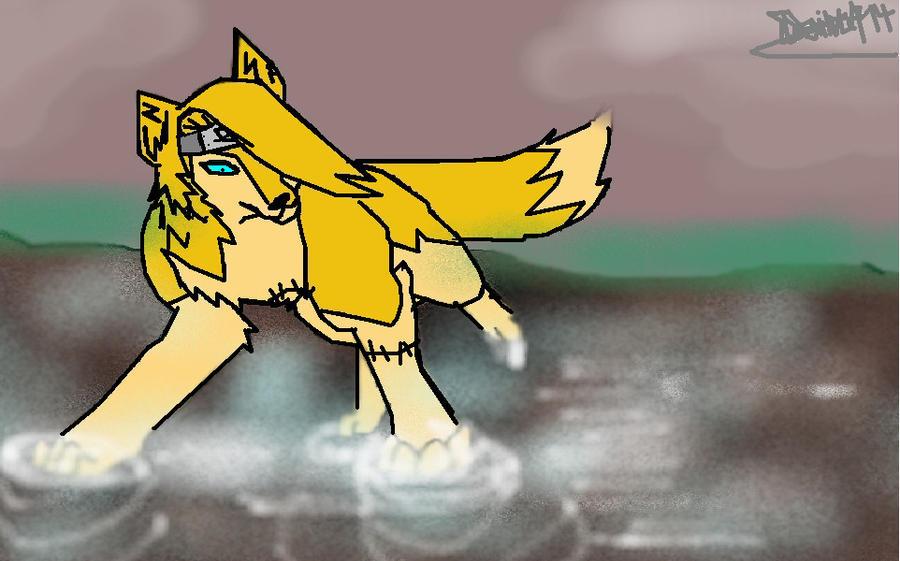 Dei run away by deiwolf14