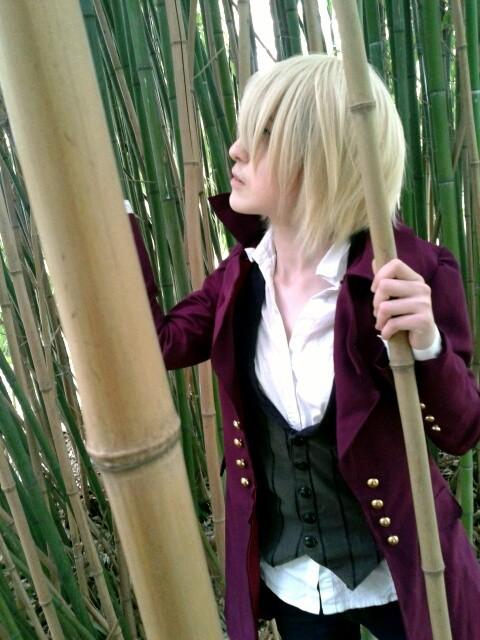 Alois again by deiwolf14