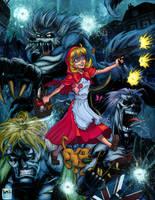Darkstalkers by ninjakitsune