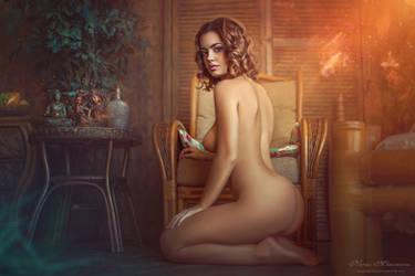 fabulous morning by Makusheva