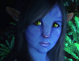 Na'Vi Avatar Practice by whitespirit