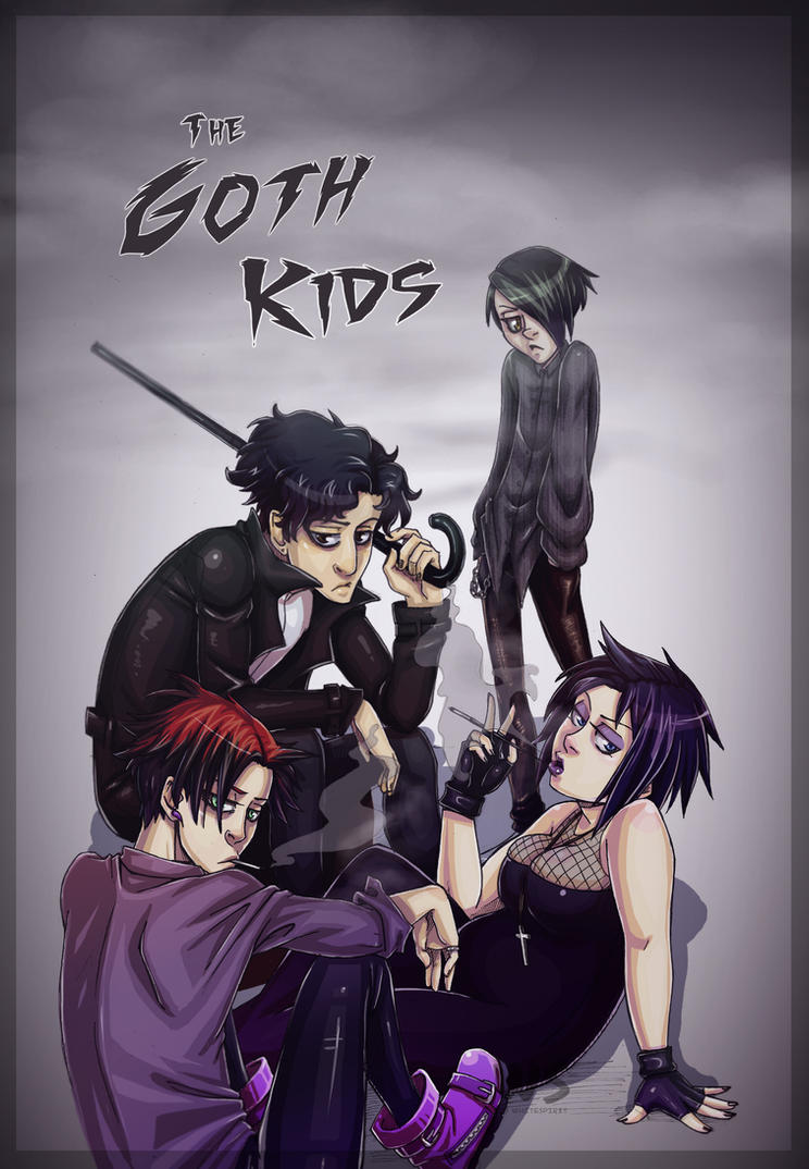 The Goth Kids - SP by whitespirit