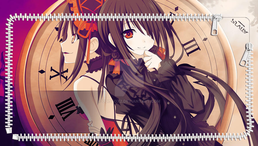 Date A Live PS Vita Lockscreen By OdiseoX2 On DeviantArt
