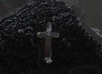 Space Engineers: Unusual Landmark Screenshot. by RandomosityFV