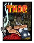 The Mighty Thor, God of Thunder
