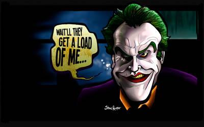 Get a Load of Me (Batman) by binarygodcom