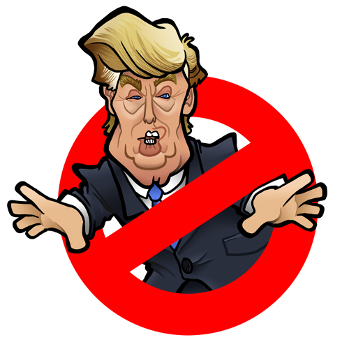 Trump Busters by binarygodcom