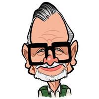 RIP George Romero by binarygodcom