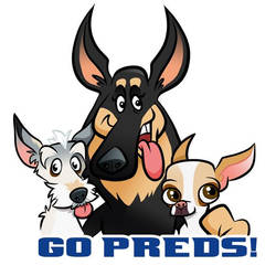 National Pets Day - Go Preds by binarygodcom