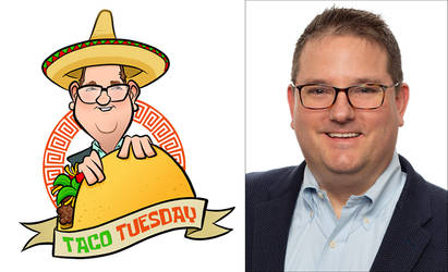 Chad Taco Tuesday by binarygodcom