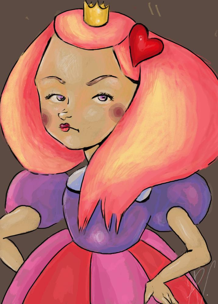 Reina Roja by CamiVazUru