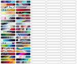 WIP - Color Palettes #1