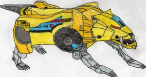 Yellow S.T.T. Dinozord